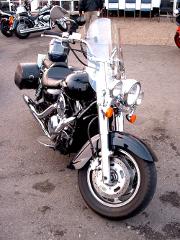 L'assurance bris de glace pour moto