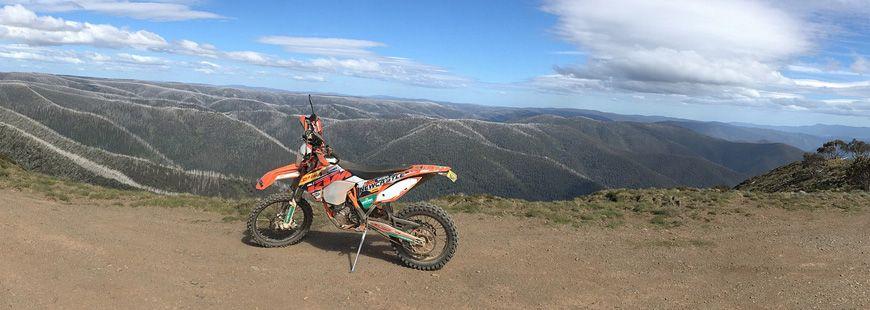 motocross-paysage