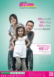 Seconde campagne publicitaire de la Mutuelle Intégrance