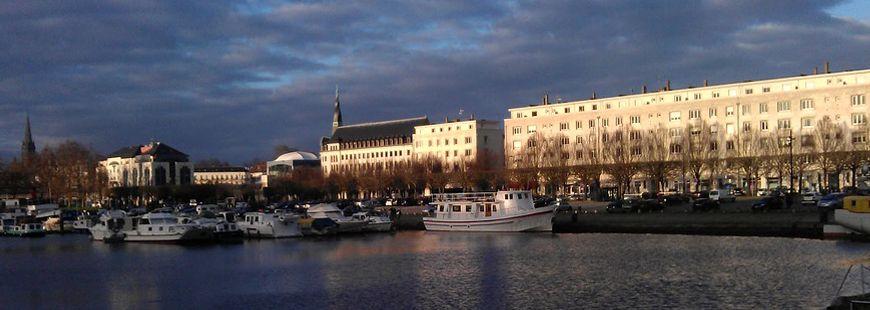 Nantes est une ville attractive et cela a un impact sur le prix de son immobilier ancien