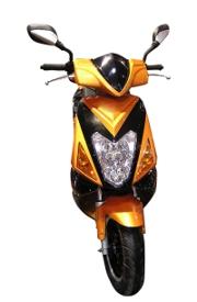 Ventes de scooters à la baisse en juillet