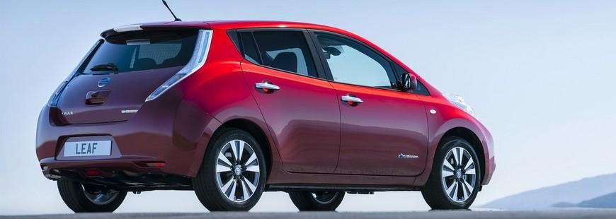 Nissan-Leaf-voiture-électrique