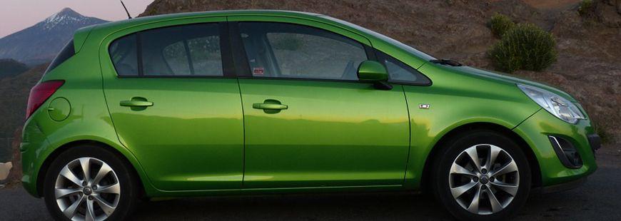 L'Opel Corsa