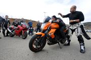 La descente de Fécamp à moto devient payante