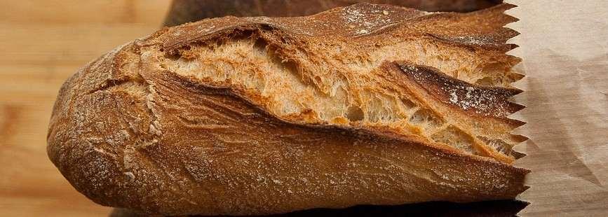 Pour choisir entre pain blanc et pain complet il faut observer son microbiote intestinal