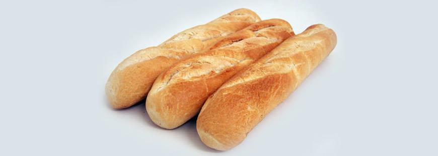 Le pain contient le plus souvent du gluten, responsable d'intolérance chez de nombreux Français