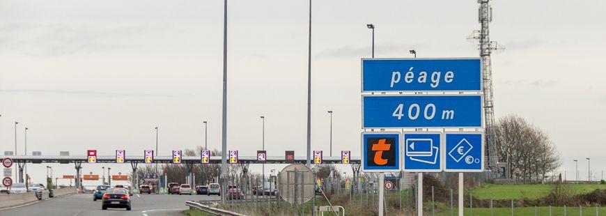 Les véhicules les plus polluants payeront-ils bientôt plus cher aux péages ?