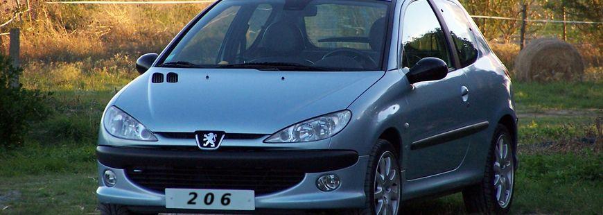 La Peugeot 206