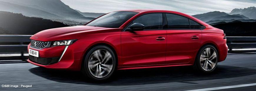 La nouvelle Peugeot 508 sera l'une des attractions de ce Salon de Genève
