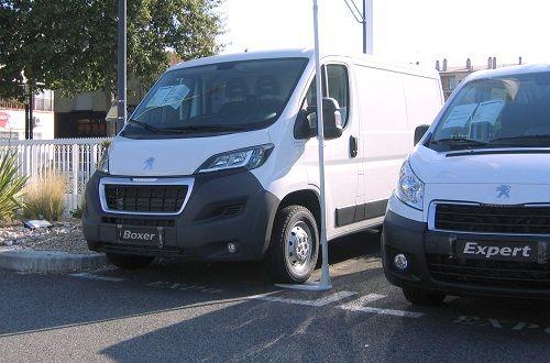 Le Boxer et l'Expert de Peugeot se déclinent en versions électriques