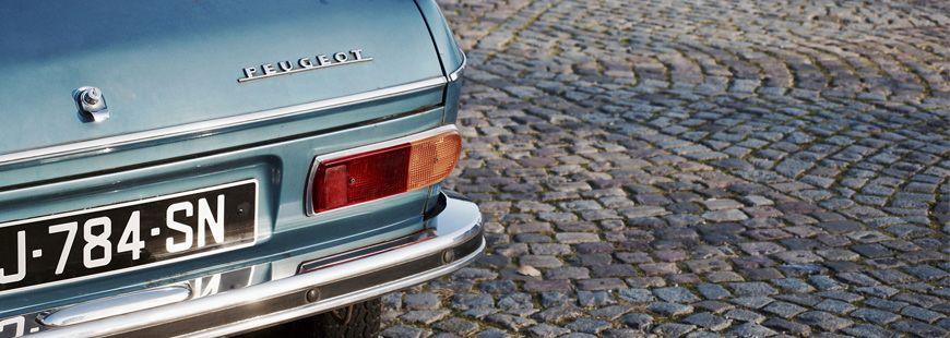 Parmi les voitures les plus vintages de Peugeot, découvrez celle dont c'est l'anniversaire !