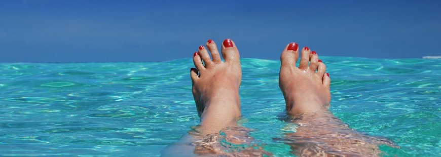Faites du bien à vos pied avec les orthèses plantaires