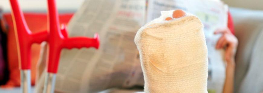 Votre mutuelle prend-elle en charge un accident du travail ?