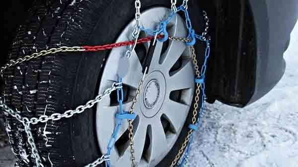 Pneu hiver, pneu neige: habillez votre voiture pour l'hiver