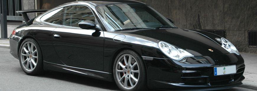La Porsche 911 GT3 996
