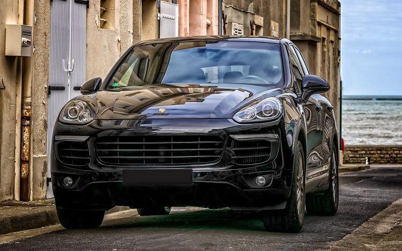 Le Cayenne de Porsche est un SUV emblématique