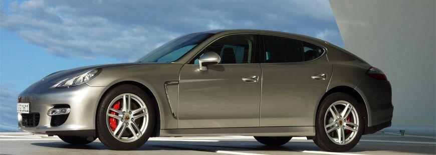 La Porsche Panamera peut être conduite à distance grâce à un Mate 10 Pro