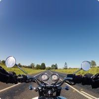 Besoin d'une assurance moto pour l'été ? Pensez à la formule temporaire