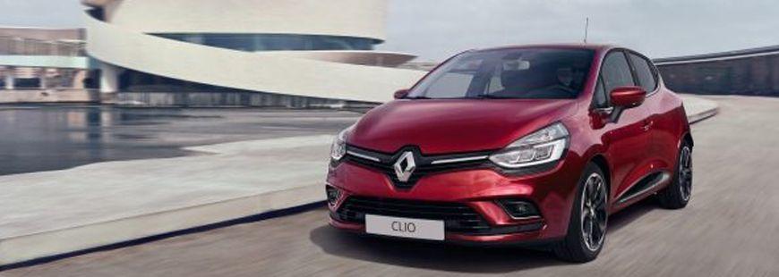 La Renault Clio s'est écoulée à 128 530 exemplaires (39ème)