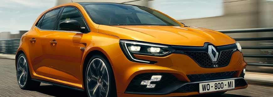 1 000 Renault Mégane connectées pour le protocole Scoop