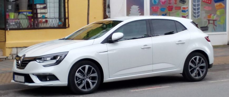 La Renault Mégane 4