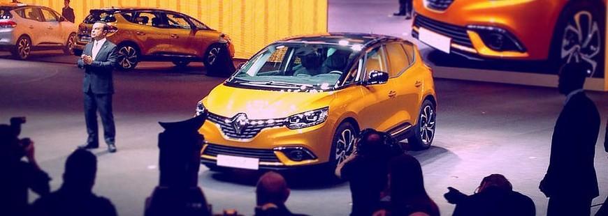 Quelles nouvelles voitures pour la rentrée 2016 ?