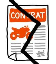 Dans quelles circonstances est-il possible de résilier votre contrat d'assurance moto ?