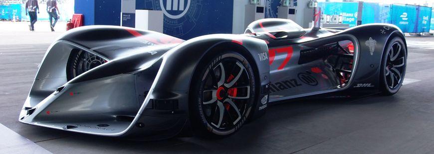 Roborace est une future compétition de voitures de course électriques autonomes