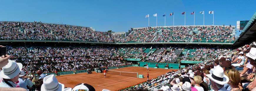 Europ Assistance est le prestataire médical de la FFT durant Roland-Garros