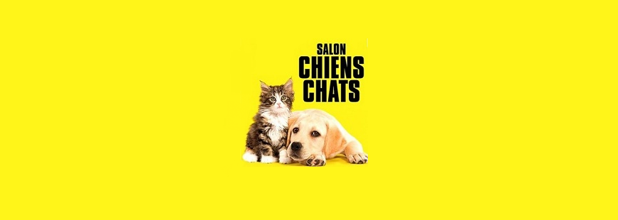 Rendez-vous au Salon Chiens Chats les 16 et 17 avril 2016