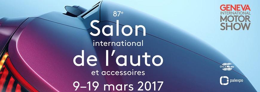 Les fauves sont lâchés pour le salon de Genève 2017