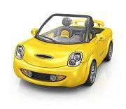 voiture-jaune