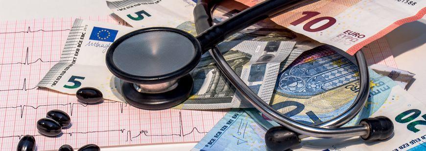 Les frais de gestion des mutuelles santé ont progressé de 30 % depuis 2010