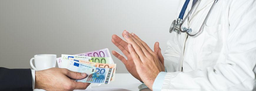 Avec le tiers payant, n'avancez plus d'argent à votre médecin