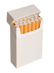 Santé : le paquet neutre de cigarettes