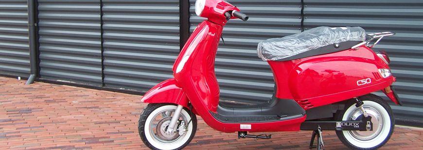 Roulez vert en scooter !