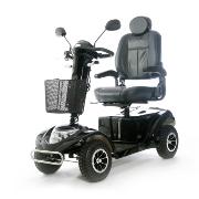 Présentation du scooter pour personne à mobilité réduite