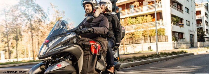 Les scooters Troopy pourront être réservés 24h sur 24 et 7 jours sur 7