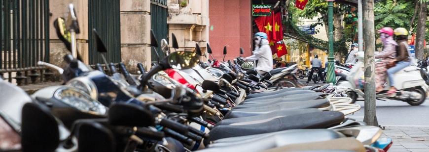 Après des décennies d'absence, Peugeot Scooters retourne au Vietnam
