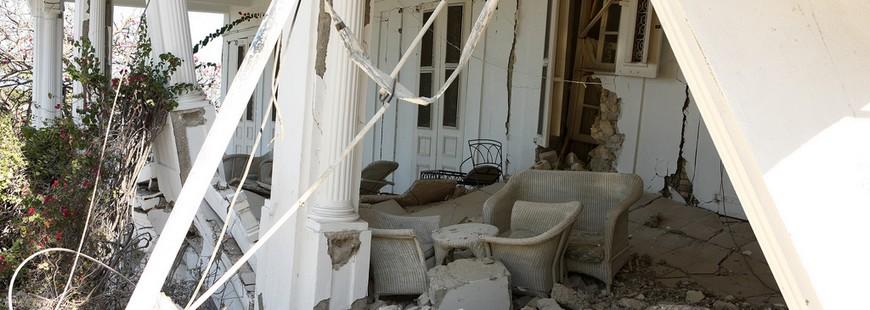Tremblement de terre : des Italiens peu assurés