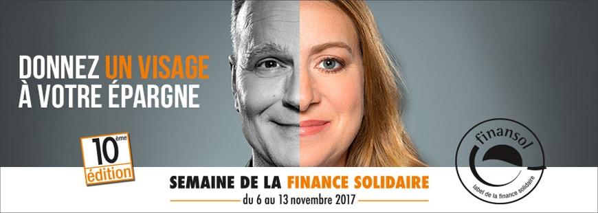 Le groupe Macif participe à la 10e édition de la Semaine de la finance solidaire