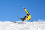 Vous pouvez également vous blesser (ou blesser un tiers) en skiant