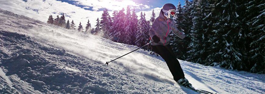 Ça ne sert à rien de se sur-protéger au ski...