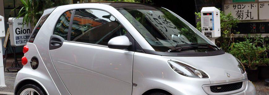 La Smart Fortwo a été le véhicule le plus volé en 2017