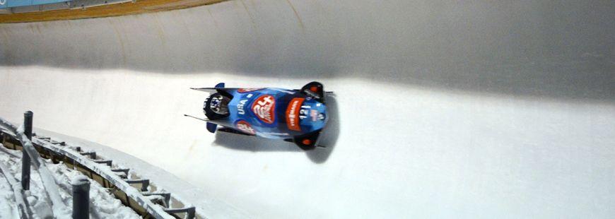 Le bobsleigh à deux apparaît en 1932 à Lake Placid