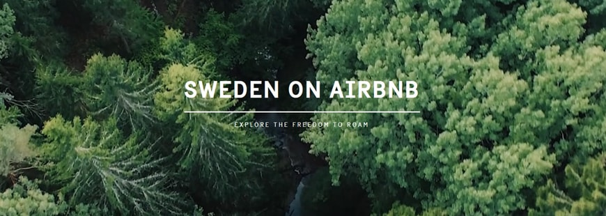Les charmes de la Suède dévoilés sur Airbnb