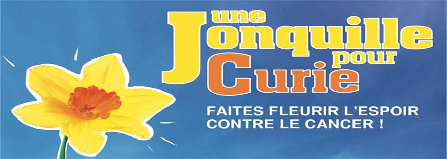 « Une Jonquille pour Curie » : plus de 80 000€ et 600 dons pour Swiss Life