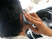Téléphone au volant, cause d'accidents