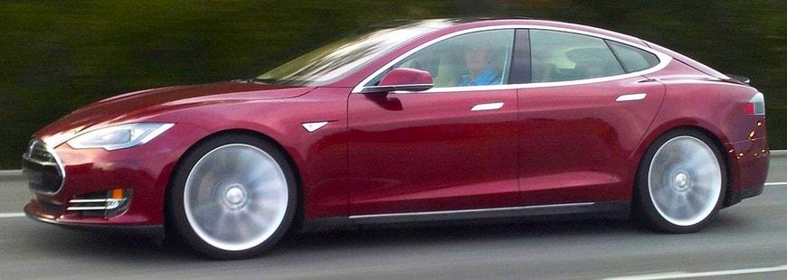 Les ventes de la Model S ont été plus nombreuses en mars qu'en janvier et février 2018