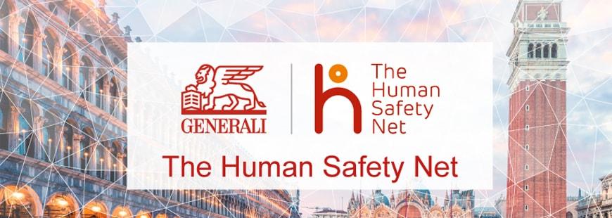 Découvrez la fondation The Human Safety Net de Generali